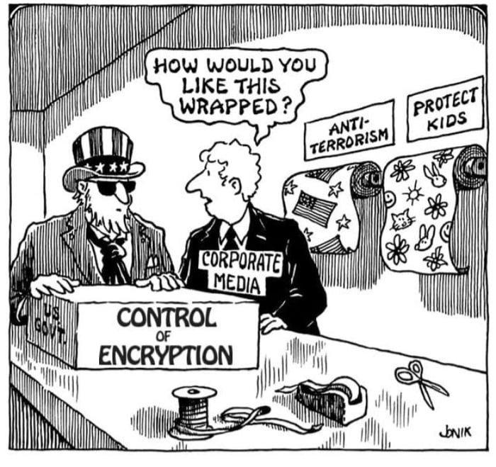 control-encryption